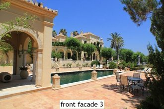 8 bedroom villa in costa del sol, marbella