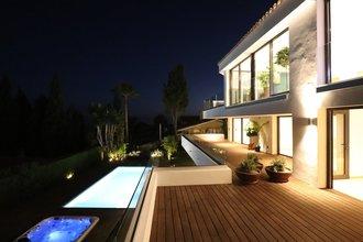 4 bedroom villa in carib playa, marbella