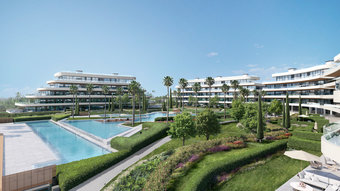 3 bedroom penthouse in playamar, torremolinos