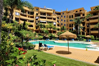 2 bedroom apartment in san pedro playa, san pedro alcantara