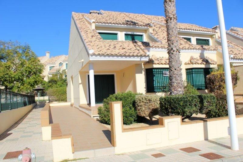 3 Bed 2 Bath Villa For Sale In Campoamor