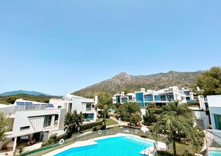 4 bedroom townhouse in sierra blanca, marbella