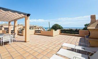 3 bedroom penthouse in costa del sol, casares