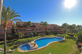 3 bedroom penthouse in puerto banus, marbella