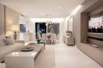 3 bedroom apartment in marbella golden mile, marbella