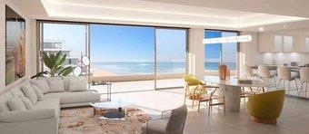3 bedroom penthouse in playamar, torremolinos