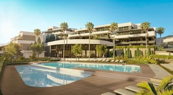 4 bedroom apartment in estepona town, estepona