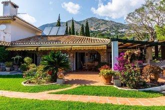 8 bedroom country-house in costa del sol, mijas