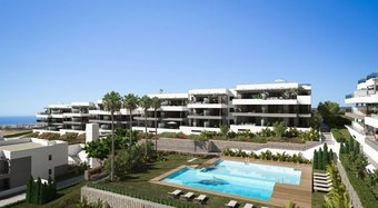 4 bedroom apartment in costa del sol, estepona