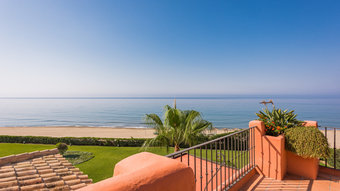 3 bedroom penthouse in los monteros, marbella